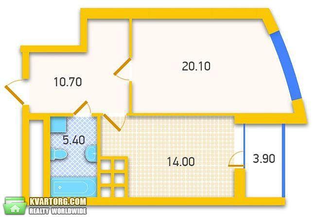 продам 2-комнатную квартиру. Киев, ул.Гмыри 14а. Цена: 85000$  (ID 2229999) - Фото 2