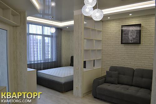 сдам 1-комнатную квартиру Киев, ул.Ахматовой 22 - Фото 3