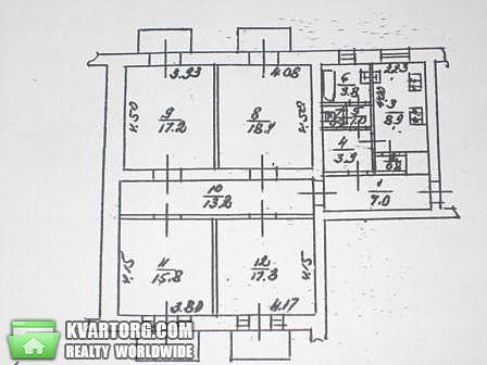 продам 3-комнатную квартиру Киев, ул. Фрунзе 109 - Фото 10