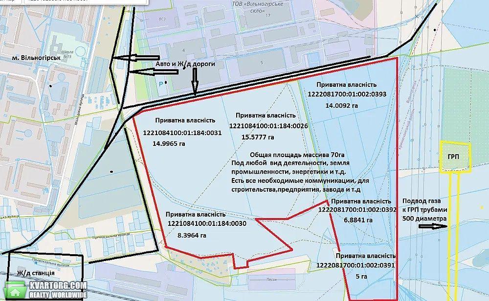 продам участок Днепропетровск, ул.г. Вольногорск - Фото 2