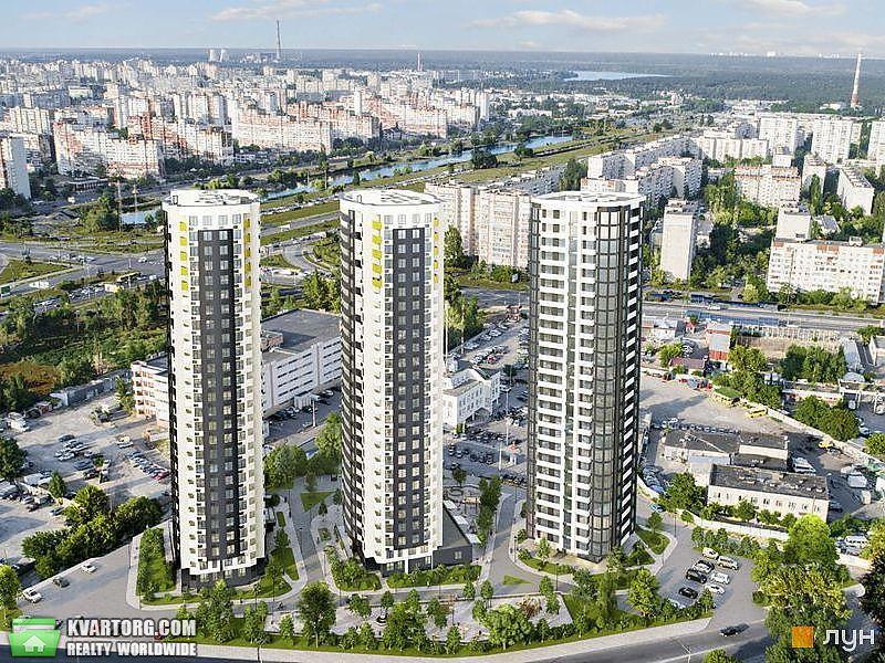 продам 1-комнатную квартиру Киев, ул.Кибальчича 2 - Фото 1