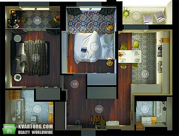 продам 2-комнатную квартиру Киев, ул. Голосеевский пр 74 - Фото 7