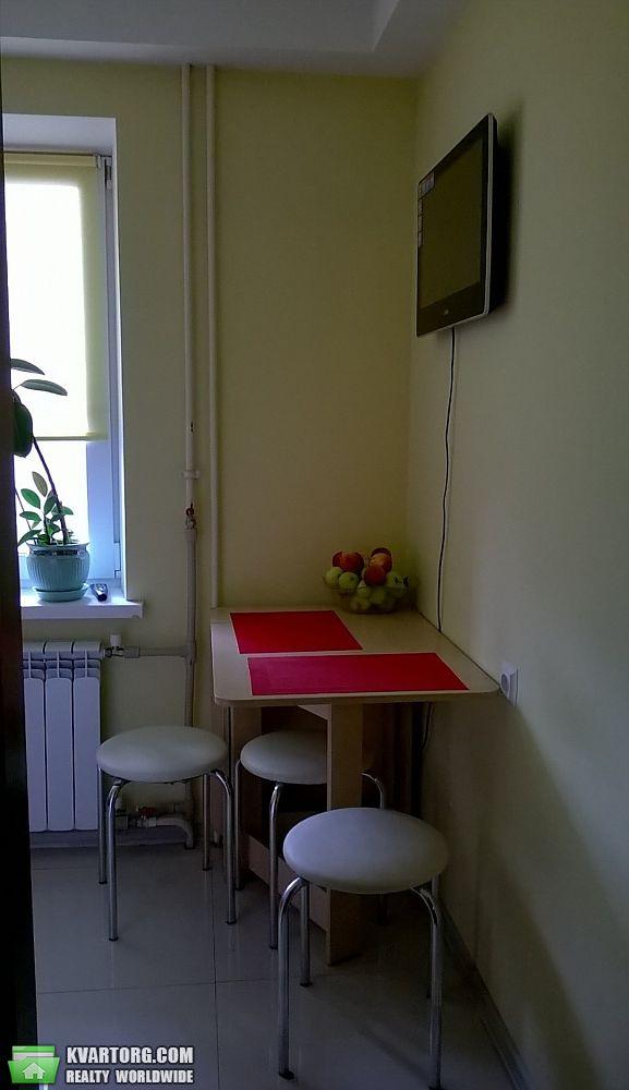 сдам 1-комнатную квартиру. Киев, ул. Половецкая 14а. Цена: 380$  (ID 2239937) - Фото 4