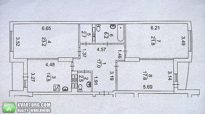 продам 3-комнатную квартиру. Киев, ул. Трутенко 3г. Цена: 115000$  (ID 2027773) - Фото 3