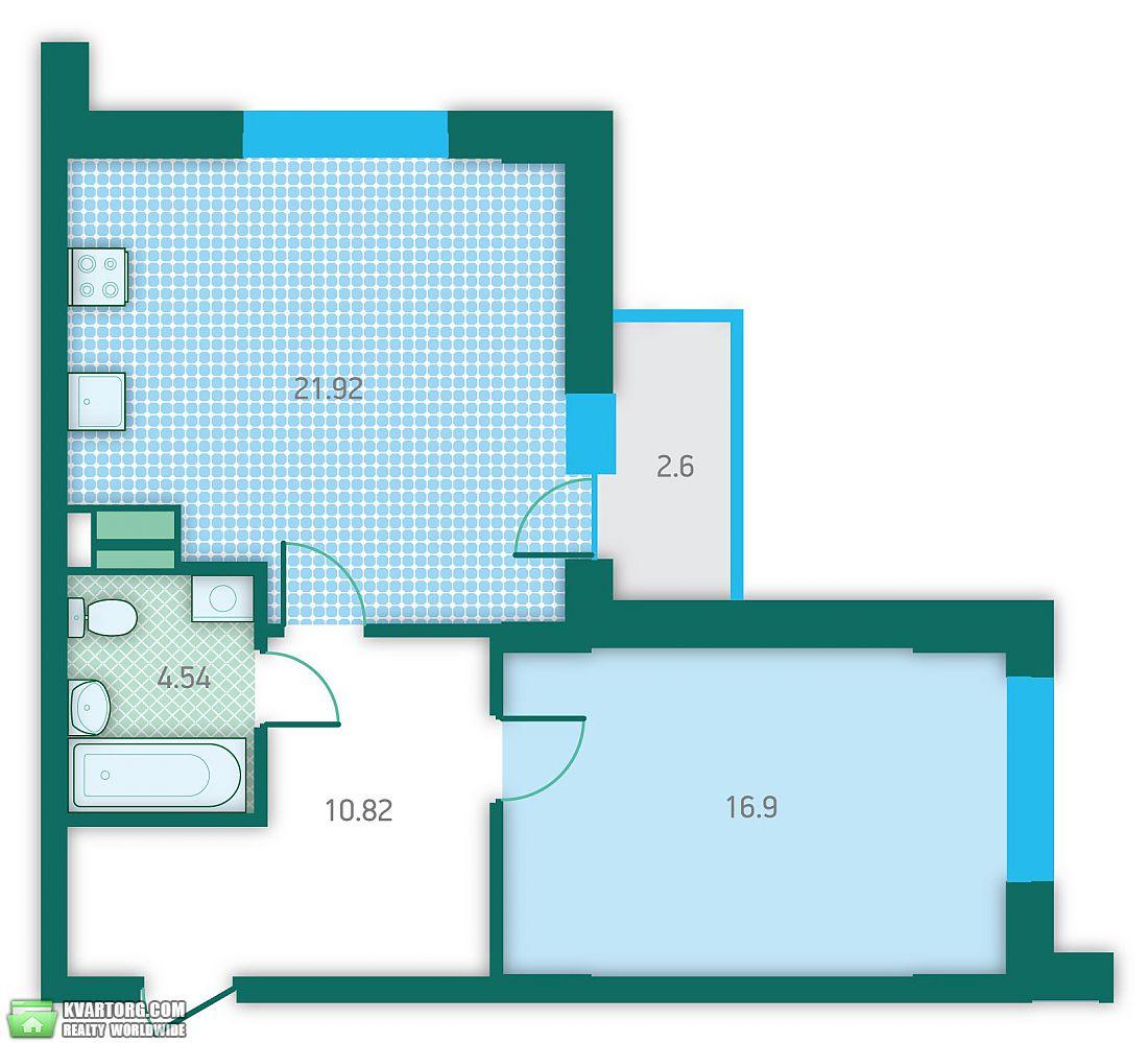 продам 1-комнатную квартиру Киев, ул. Жилянская 26-28 - Фото 6