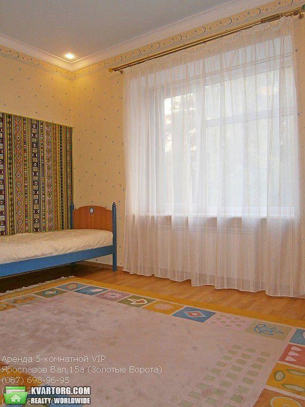 сдам 5-комнатную квартиру Киев, ул. Ярославов Вал 15А - Фото 5