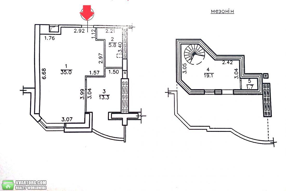 продам 2-комнатную квартиру. Одесса, ул.ул.Маршала Говорова  8. Цена: 76500$  (ID 2001043) - Фото 9