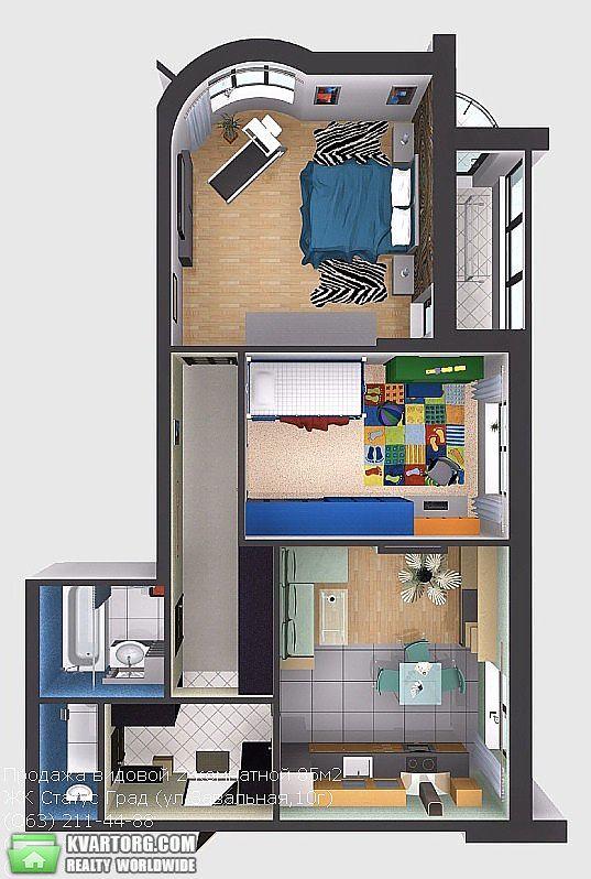 продам 2-комнатную квартиру Киев, ул. Завальная 10Г - Фото 4