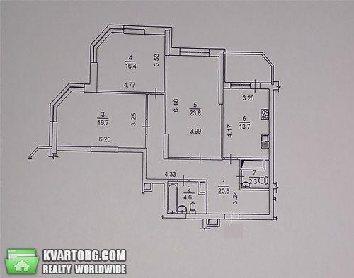 продам 3-комнатную квартиру Киев, ул. Малиновского 4в - Фото 9