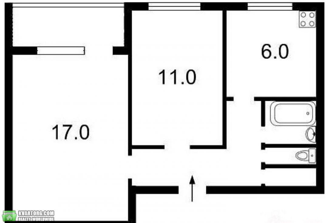 продам 2-комнатную квартиру Киев, ул. Оболонский пр 10в - Фото 2