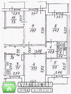 продам 5-комнатную квартиру Киев, ул. Автозаводская 25б - Фото 3