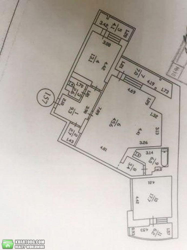 продам 3-комнатную квартиру. Киев, ул. Срибнокильская . Цена: 106000$  (ID 2226600) - Фото 7
