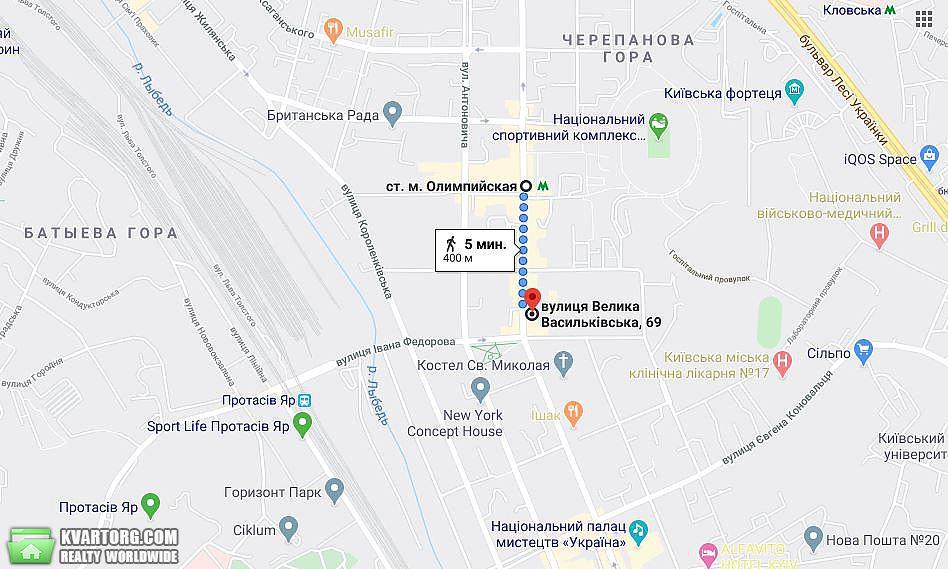сдам 1-комнатную квартиру Киев, ул. Большая Васильковская 69 - Фото 8