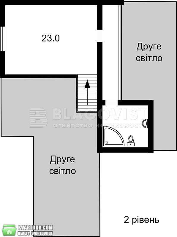 продам 4-комнатную квартиру. Киев, ул. Лютеранская 28а. Цена: 520000$  (ID 2233649) - Фото 2