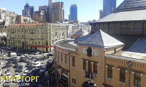 сдам квартиру посуточно. Киев, ул.Крещатик 29. Цена: 100$  (ID 1441162) - Фото 1
