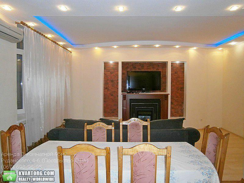сдам 3-комнатную квартиру Киев, ул. Руданского 4 - Фото 1