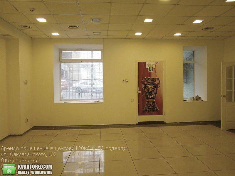 сдам магазин Киев, ул. Саксаганского 102 - Фото 3