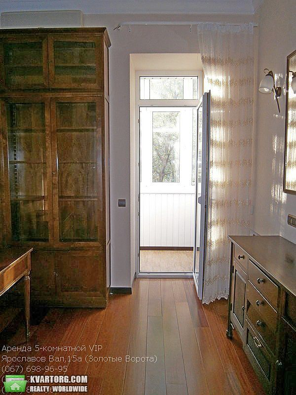 сдам 5-комнатную квартиру Киев, ул. Ярославов Вал 15А - Фото 9