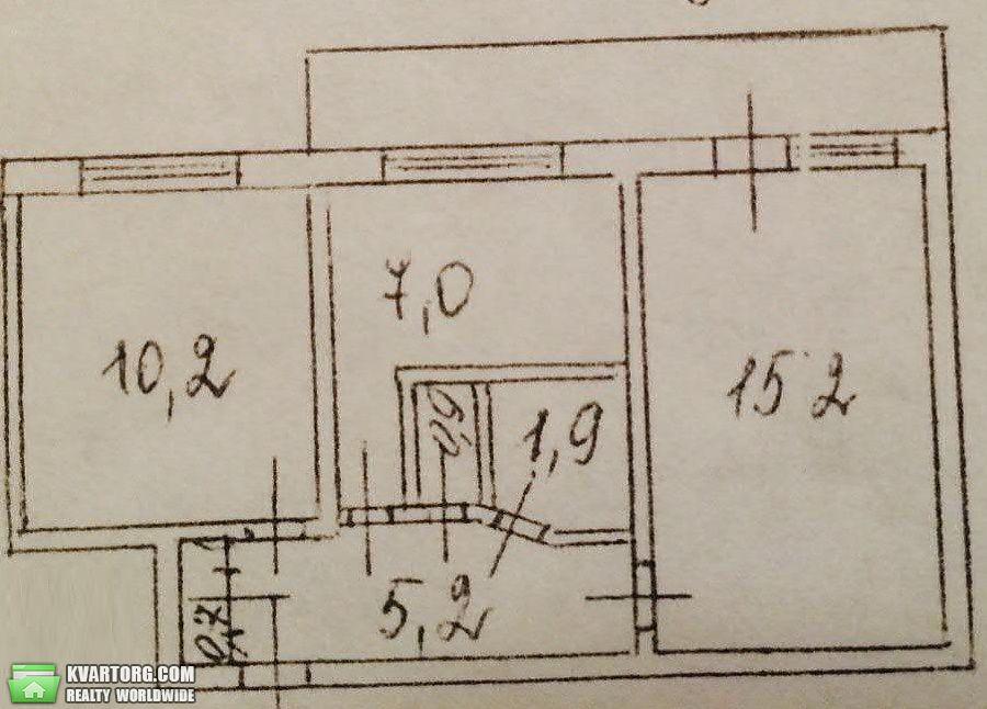 продам 2-комнатную квартиру. Киев, ул. Залки 10. Цена: 38500$  (ID 1794860) - Фото 3