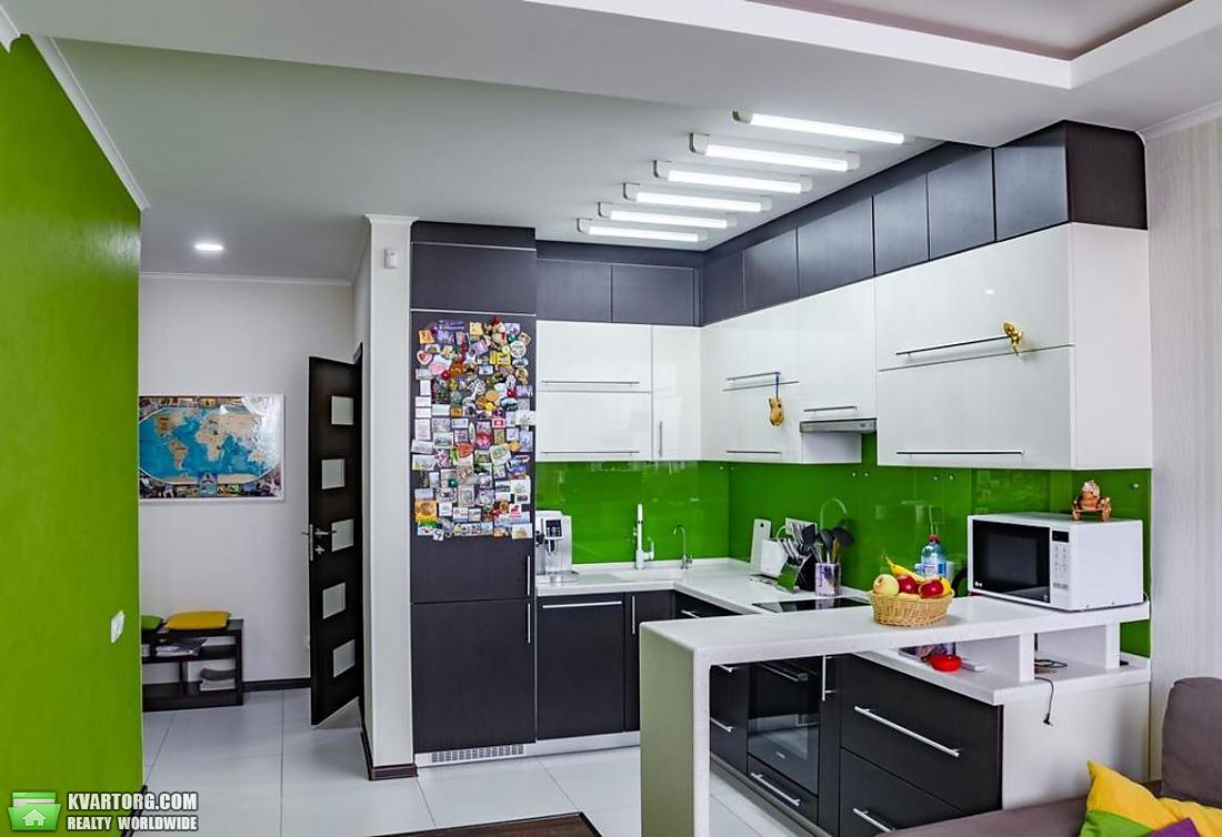 продам 2-комнатную квартиру Киев, ул. Дегтяренко 33 - Фото 4