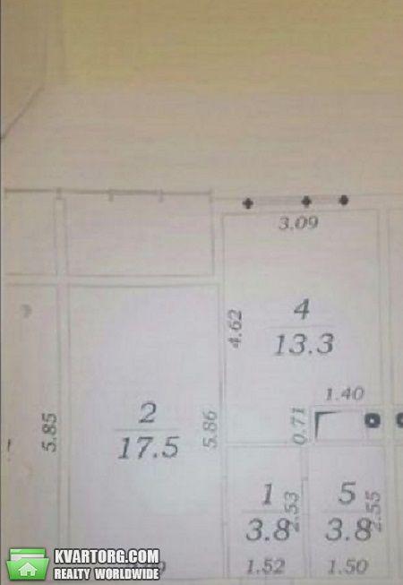 продам 1-комнатную квартиру. Одесса, ул.Архитекторская . Цена: 31000$  (ID 2085814) - Фото 1