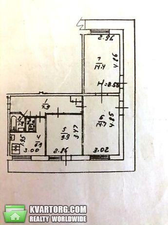 продам 3-комнатную квартиру Киев, ул. Оболонский пр 10а - Фото 2