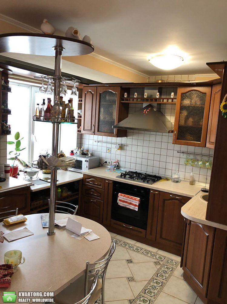 продам 4-комнатную квартиру Киев, ул. Космическая 6 - Фото 1