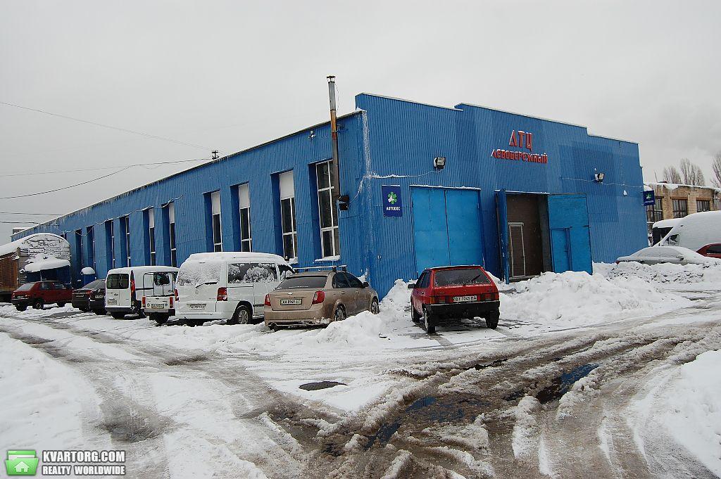 продам СТО Киев, ул. Красногвардейская 34 - Фото 1