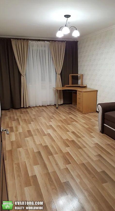 сдам 1-комнатную квартиру Киев, ул. Оболонский пр 18А - Фото 1