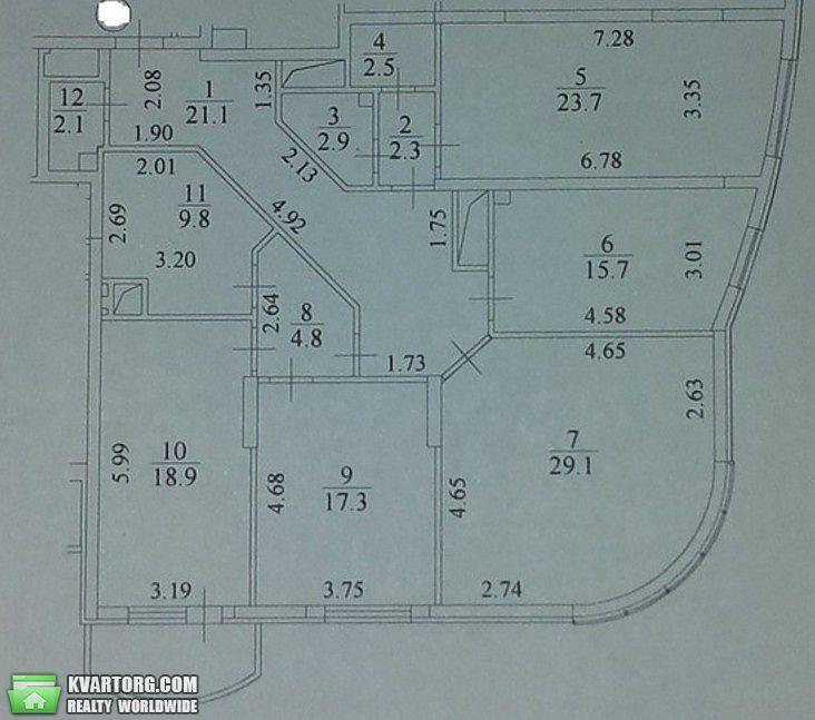 продам 4-комнатную квартиру Киев, ул.Преображенская 8Б - Фото 5