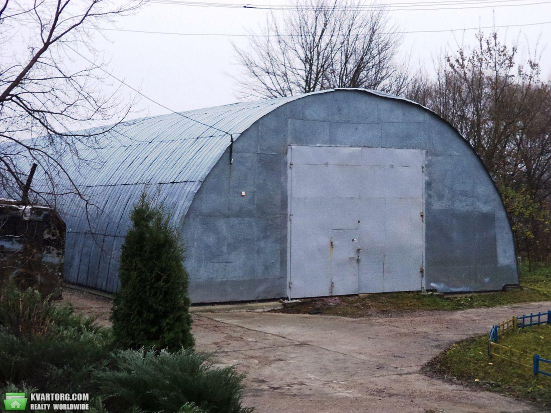 сдам склад Чернигов, ул.Чернигов, промзона - Фото 1