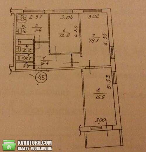 продам 3-комнатную квартиру Киев, ул. Тимошенко 1е - Фото 4