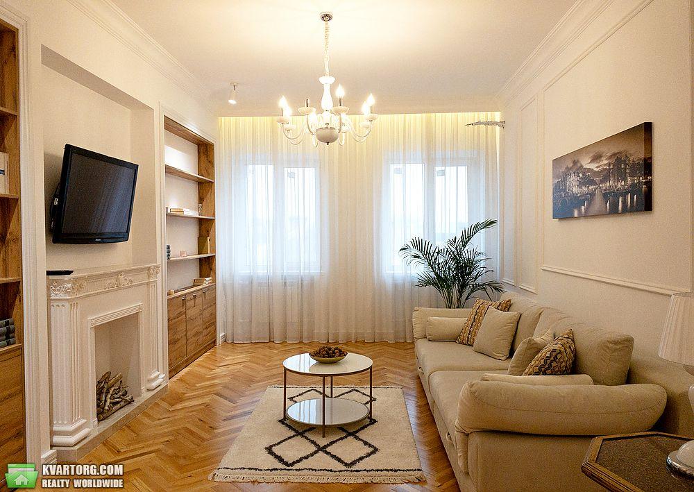 сдам 4-комнатную квартиру Киев, ул. Ярославов Вал 28 - Фото 1