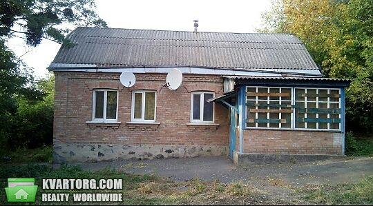 продам дом Киевская обл., ул.Кагарлык - Фото 1