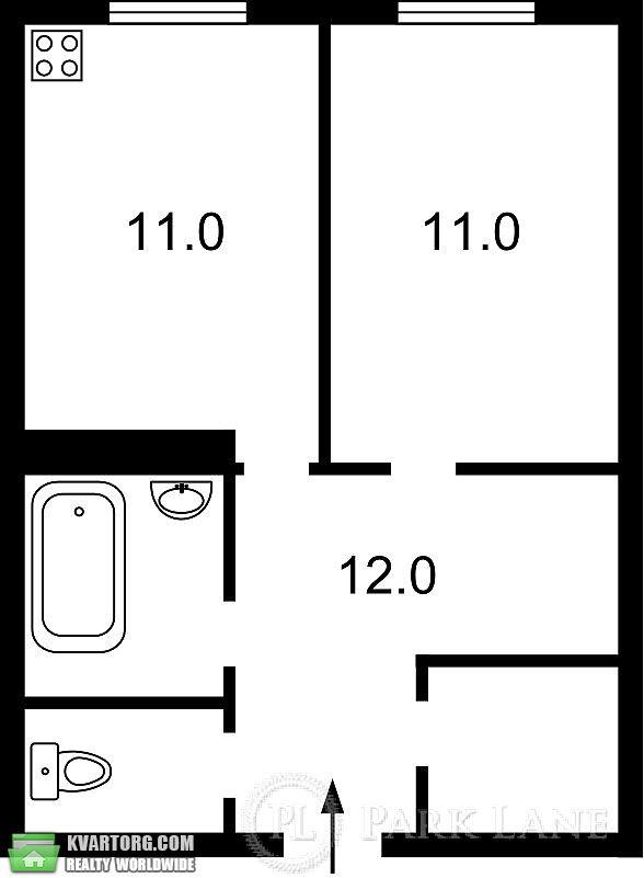 продам 1-комнатную квартиру. Киев, ул. Тимошенко 2/4. Цена: 56000$  (ID 1795833) - Фото 4