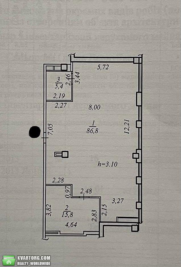 продам 4-комнатную квартиру Днепропетровск, ул.Сичеславская набережная 47 - Фото 4