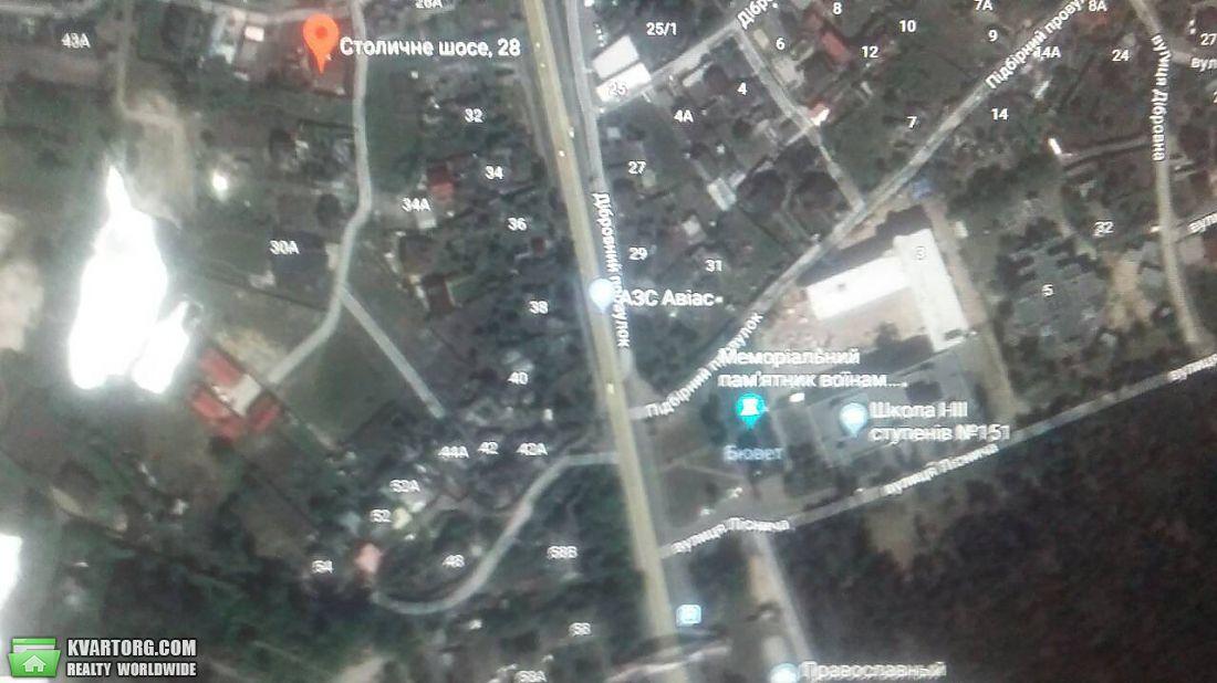 продам участок. Киев, ул. Столичное шоссе . Цена: 50000$  (ID 2146346)