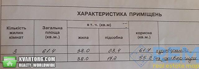 продам 3-комнатную квартиру. Одесса, ул. Филатова . Цена: 62000$  (ID 2261632) - Фото 2