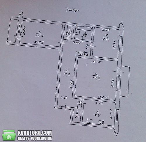 продам 3-комнатную квартиру Одесса, ул.Королева / Вильямса 94 - Фото 3