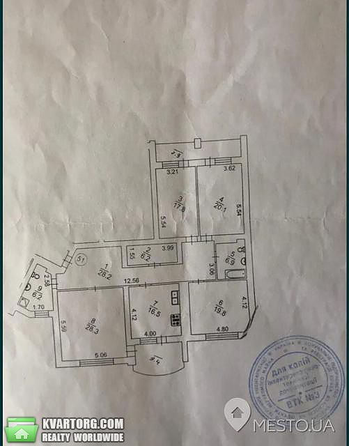 продам 4-комнатную квартиру Киев, ул. Героев Сталинграда пр 6 - Фото 10