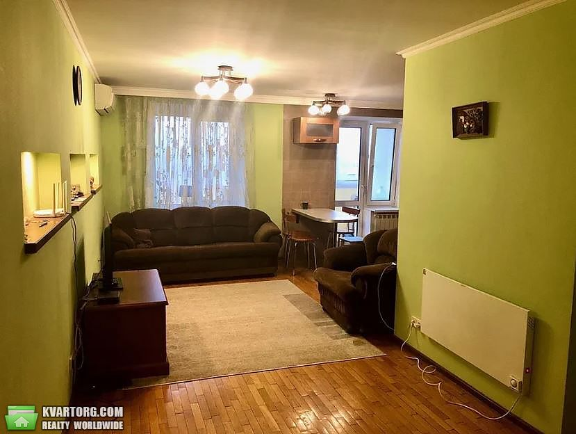 сдам 3-комнатную квартиру Киев, ул. Довженко 14/1 - Фото 2