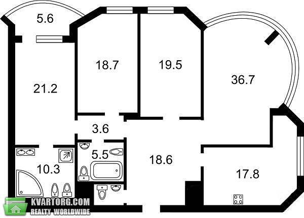 продам 4-комнатную квартиру Киев, ул. Тимошенко 21 - Фото 4