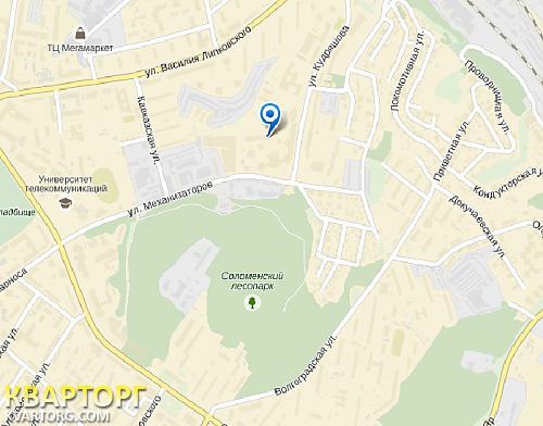 продам 3-комнатную квартиру Киев, ул.улица Кудряшова  16 - Фото 9
