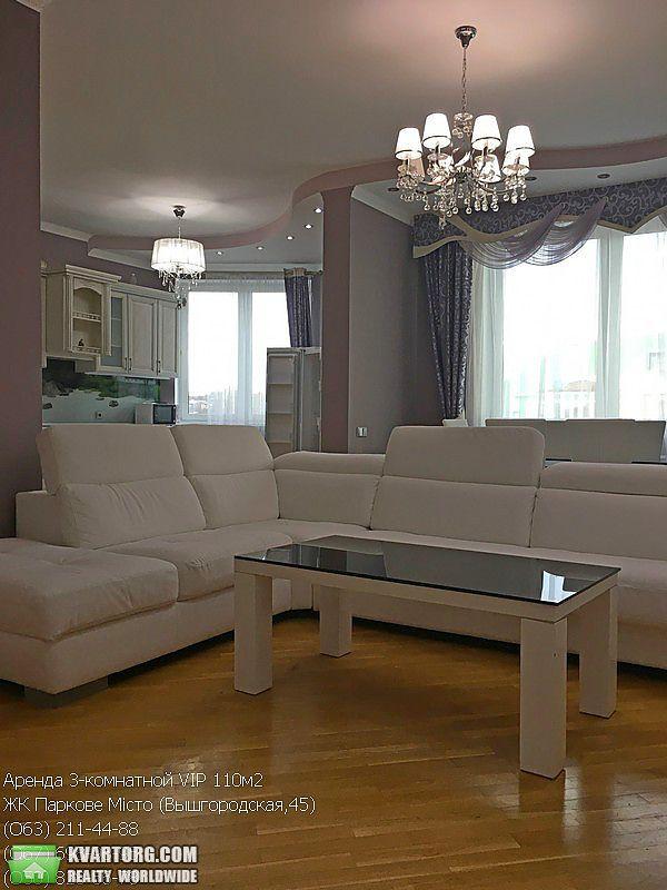 сдам 3-комнатную квартиру Киев, ул. Вышгородская 45 - Фото 1