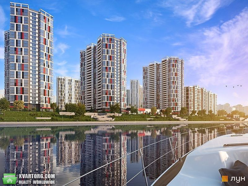 продам 1-комнатную квартиру Киев, ул.Маланюка 101 - Фото 2