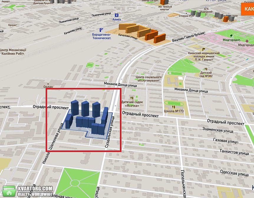продам 2-комнатную квартиру Киев, ул.Отрадный пр 93/2 - Фото 4