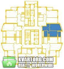 продам 2-комнатную квартиру. Киев, ул.Гмыри 14а. Цена: 85000$  (ID 2229999) - Фото 3
