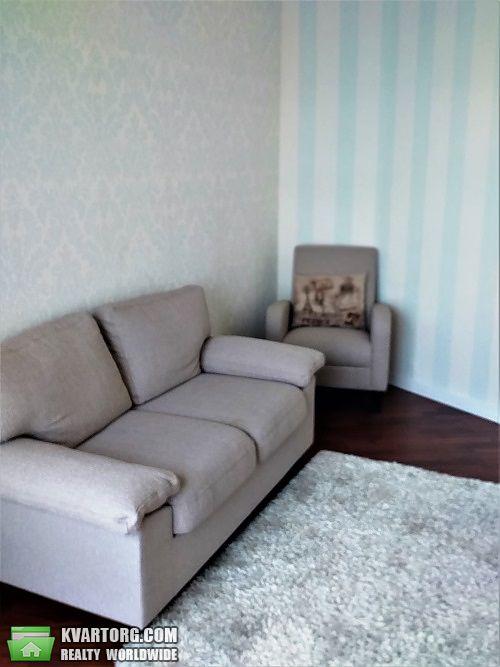 сдам 1-комнатную квартиру Киев, ул.Заречная  1б - Фото 4