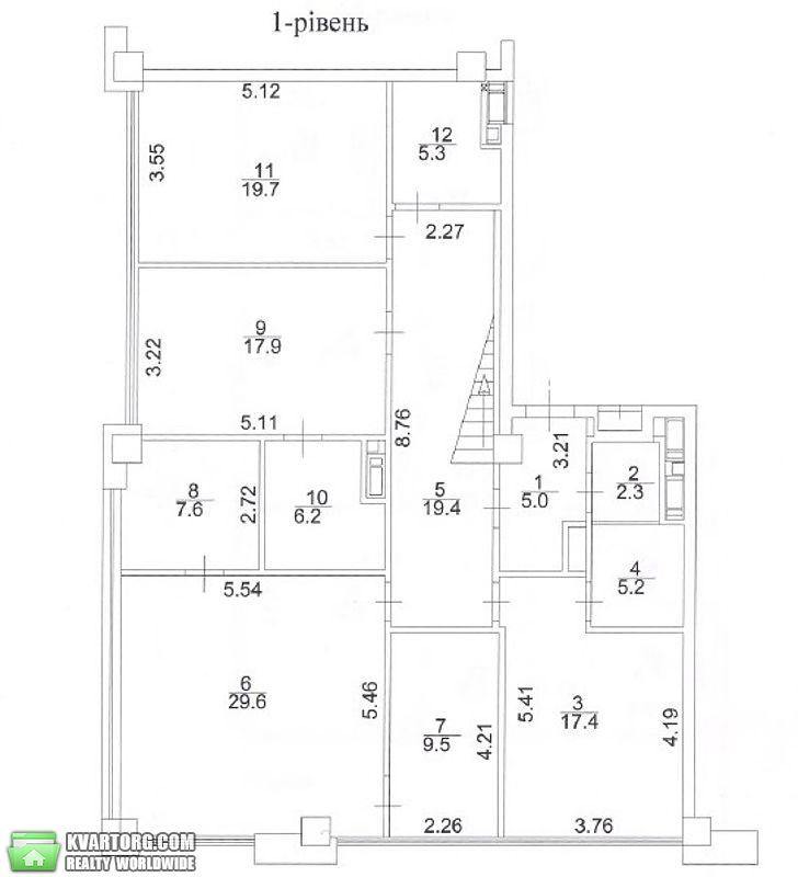 продам многокомнатную квартиру Киев, ул.Саперное поле 5 - Фото 4
