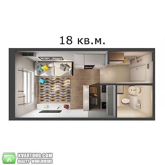продам 1-комнатную квартиру Киев, ул. Машиностроительная 39 - Фото 2
